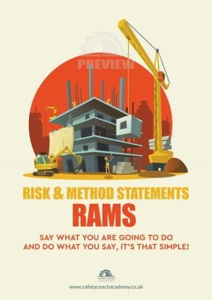 Risk & Method Statements Poster