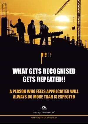 What Gets Recognised Poster