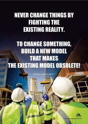 Build a New Model Poster