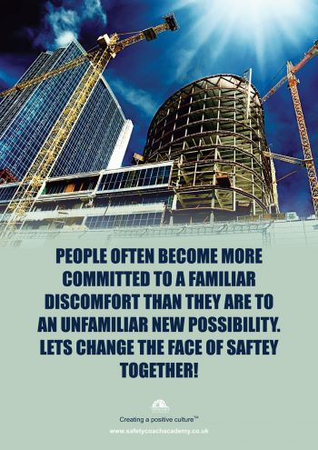 New Possibility Safety Poster