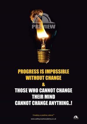 Progress Poster