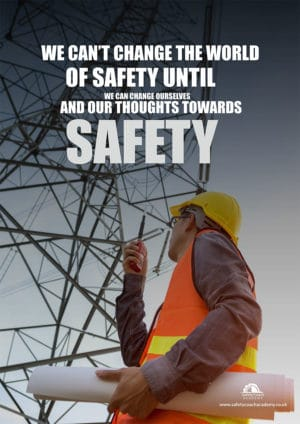 Safety Thought Poster
