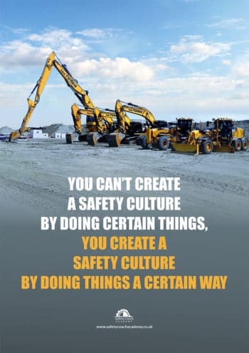 Create a Safety Culture Poster